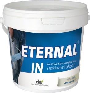 Eternal IN - malířská barva